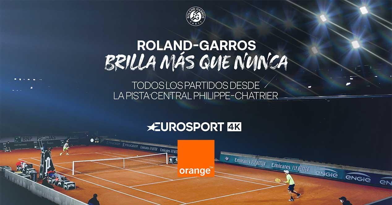 orange eurosport 4k