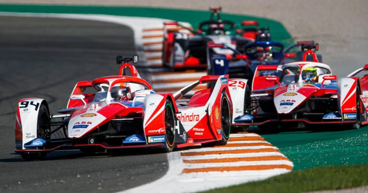 Pilotos Fórmula E 2021