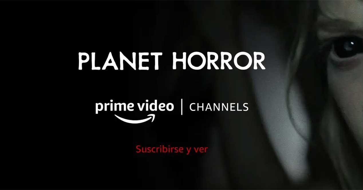 planet horror prime