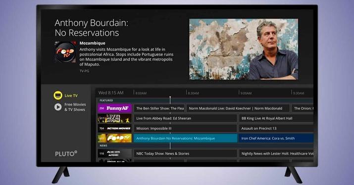 Pluto TV añade 2 nuevos canales gratis desde hoy — Claudio Valero