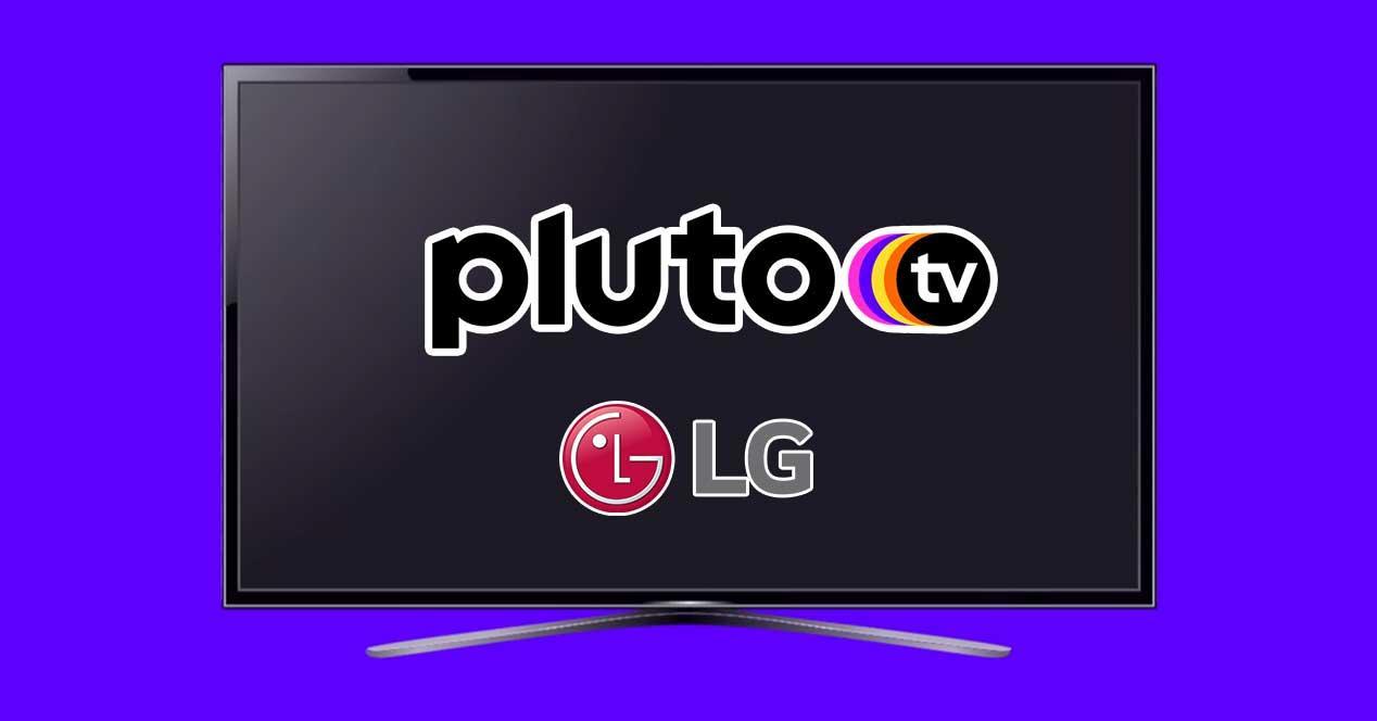 pluto tv smart tv lg