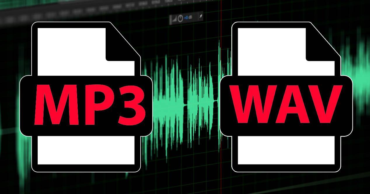 MP3 a WAV