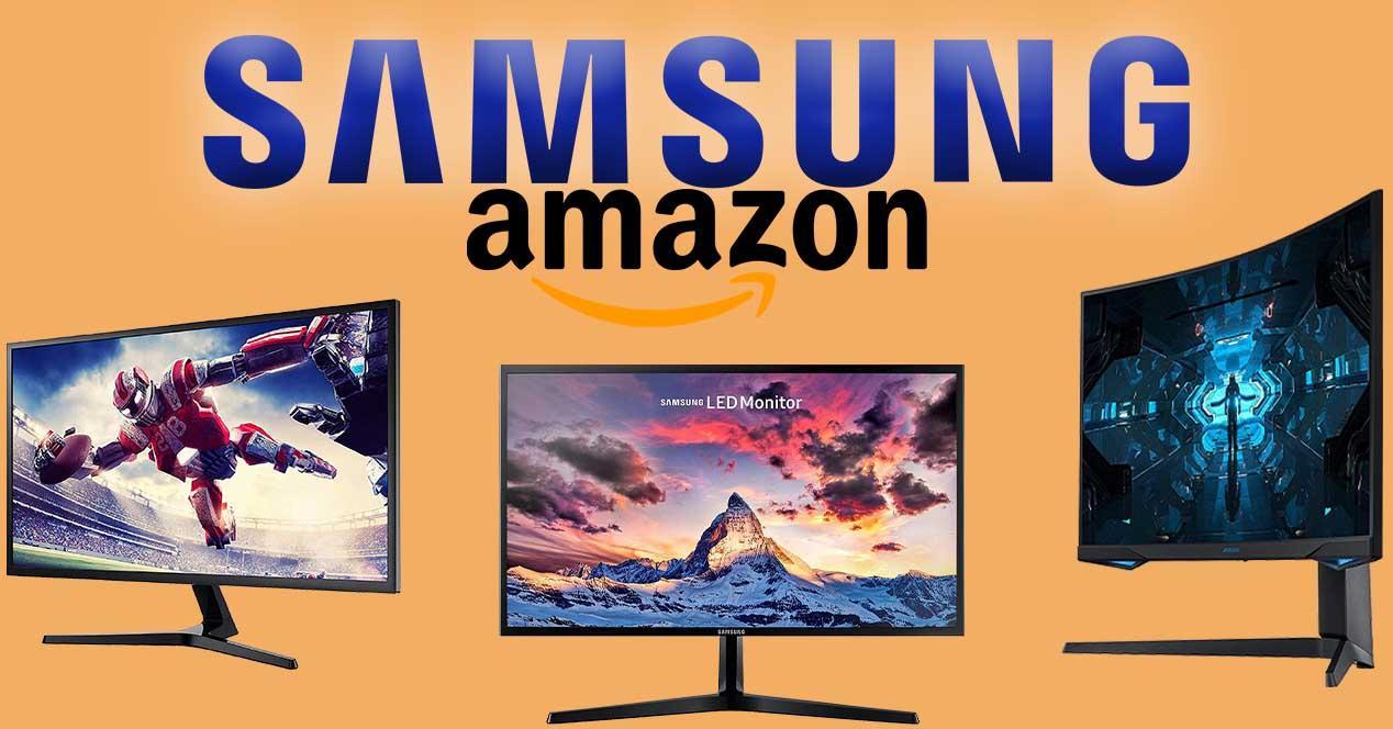 Samsung monitores amazon