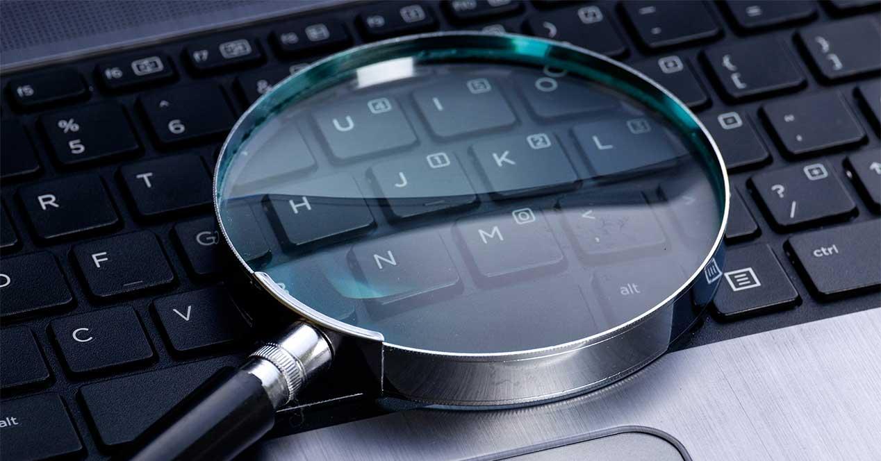 portatil espiar