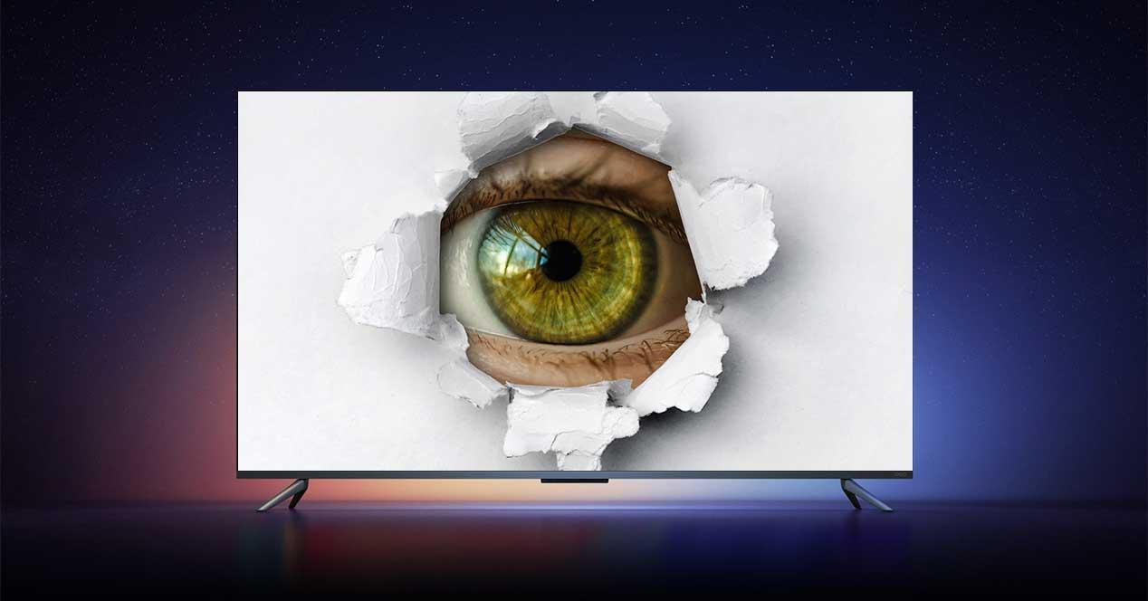 smart tv espia