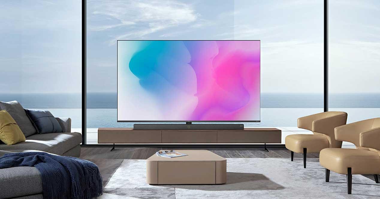 smart tv miniled