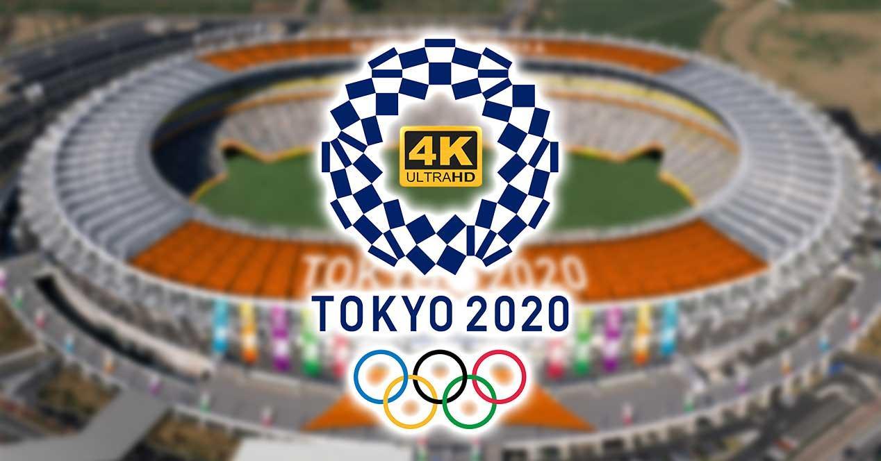 tokio juegos olimpicos 2020 4k