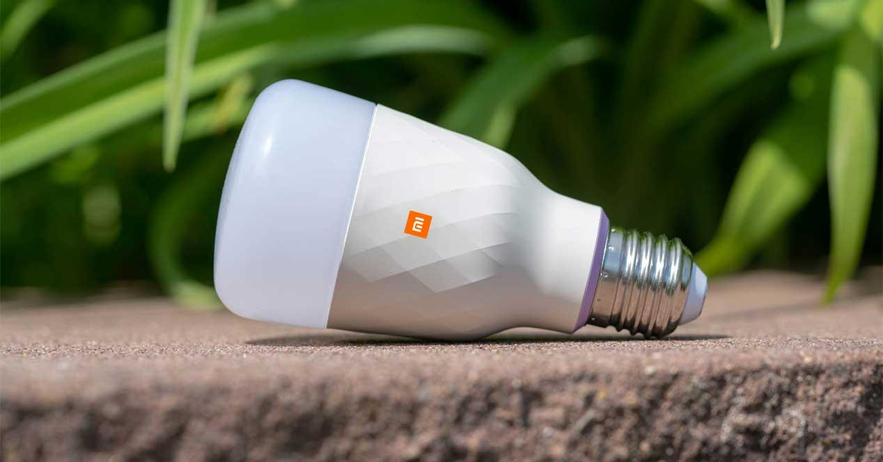 xiaomi bombilla inteligente