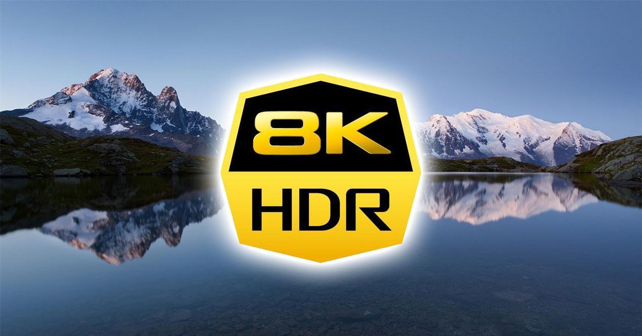 8k hdr netflix streaming