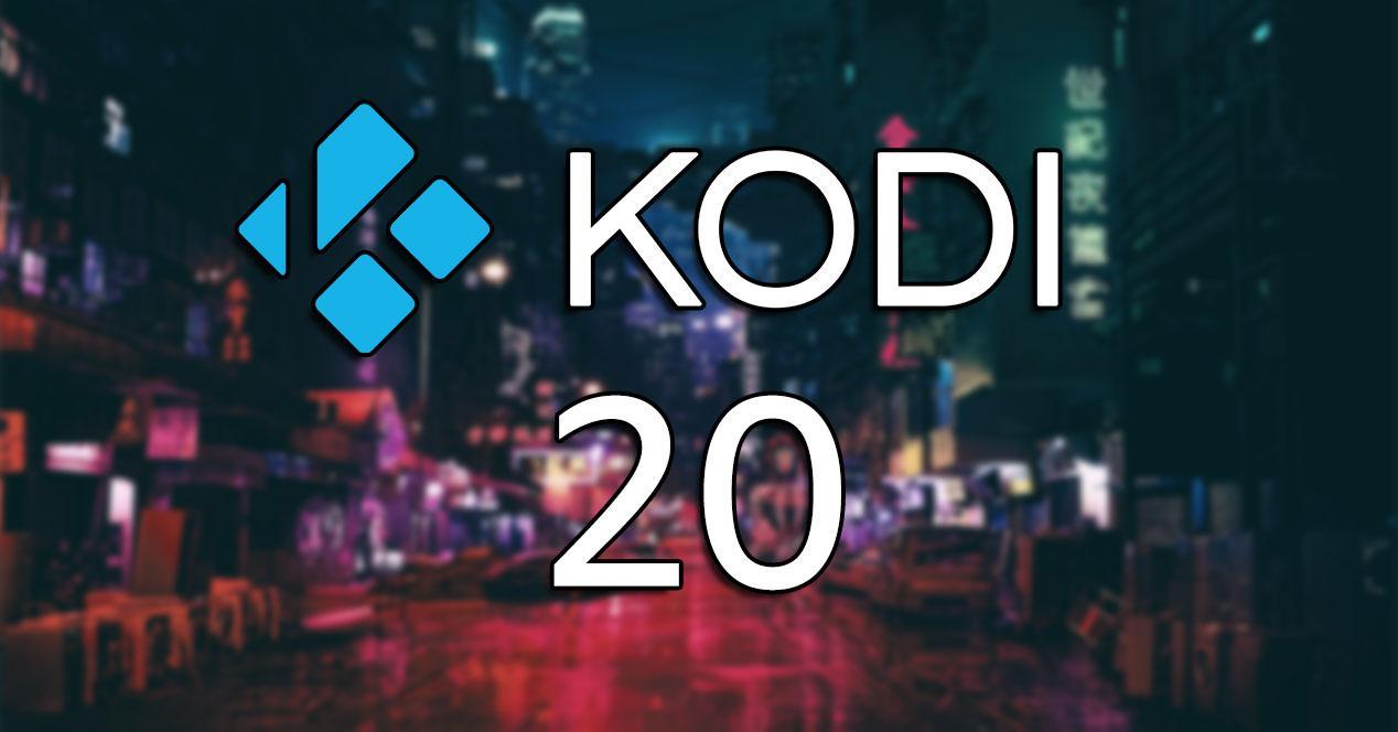 Kodi 20 Nexus