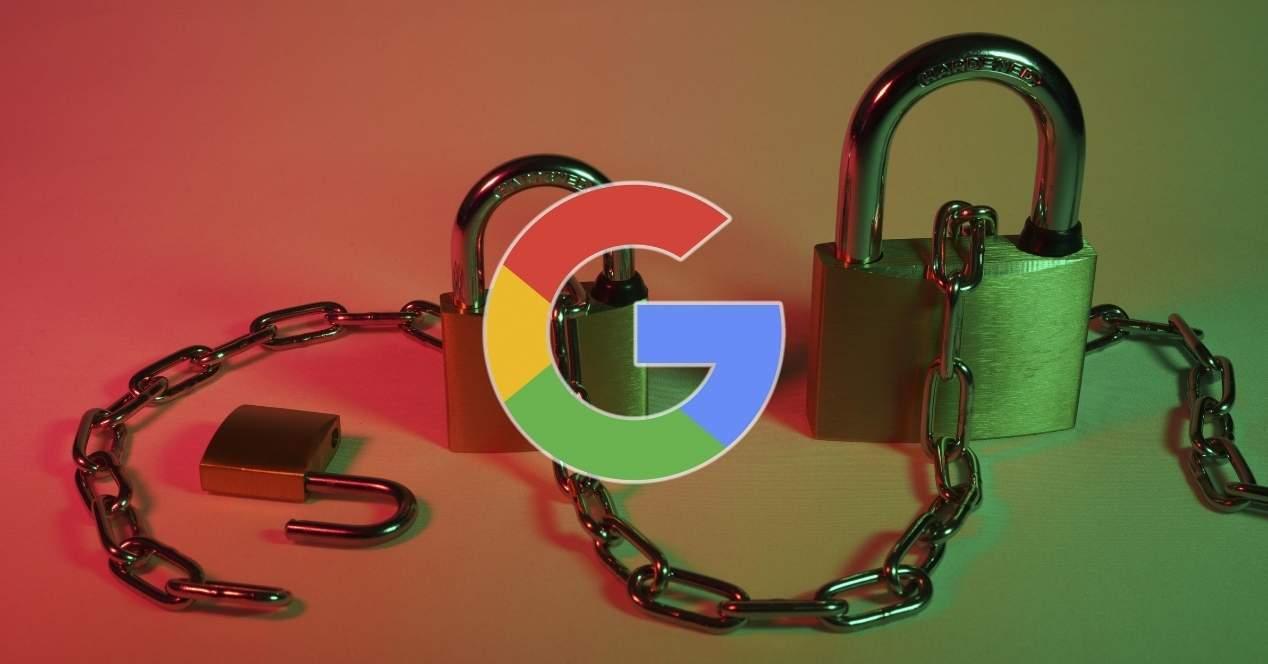 acceso de aplicaciones de terceros a google