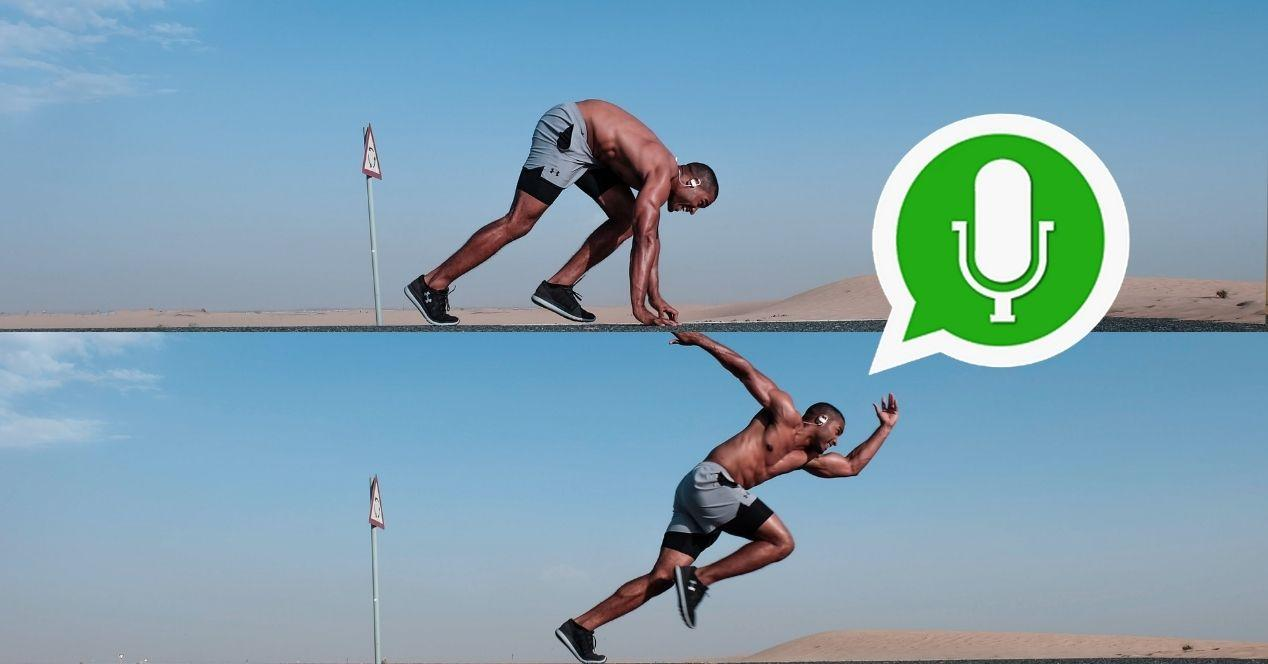 acelerar audios de whatsapp