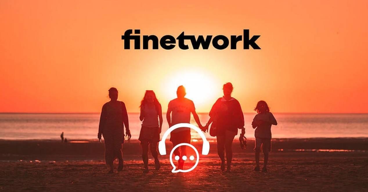atención al cliente de finetwork