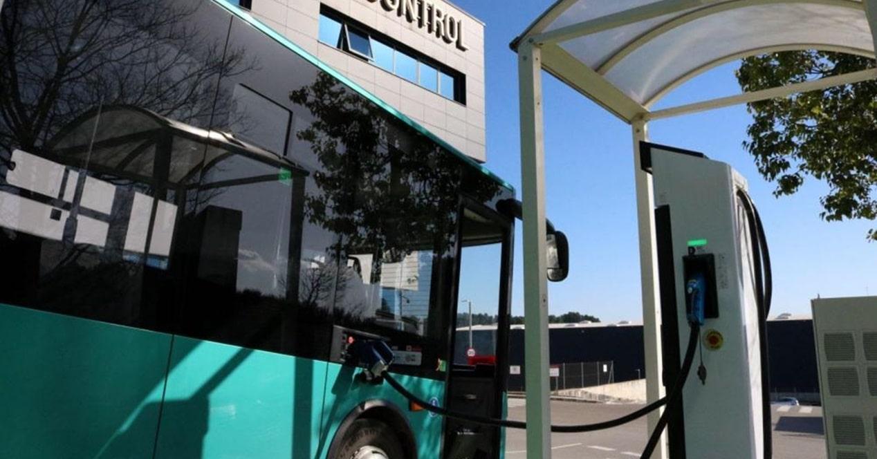 Autobús eléctrico Barcelona Madrid