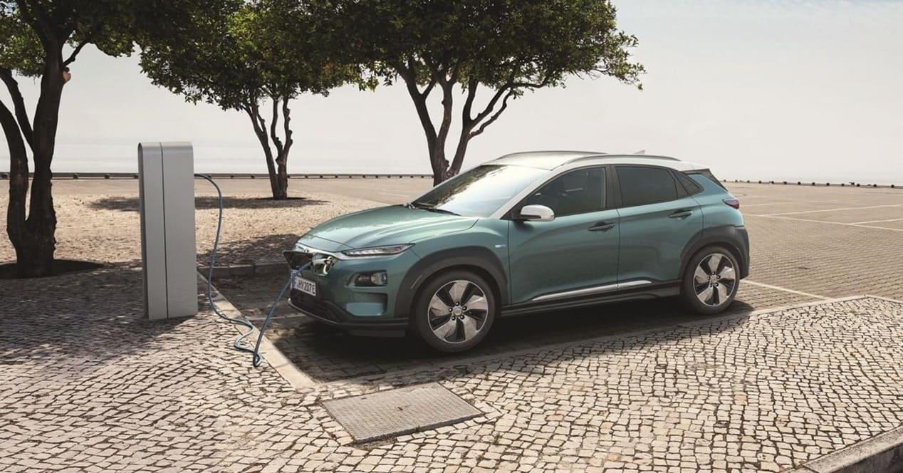 Baterías verticales coches eléctricos