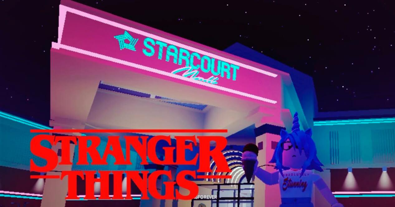 Roblox Stranger Things