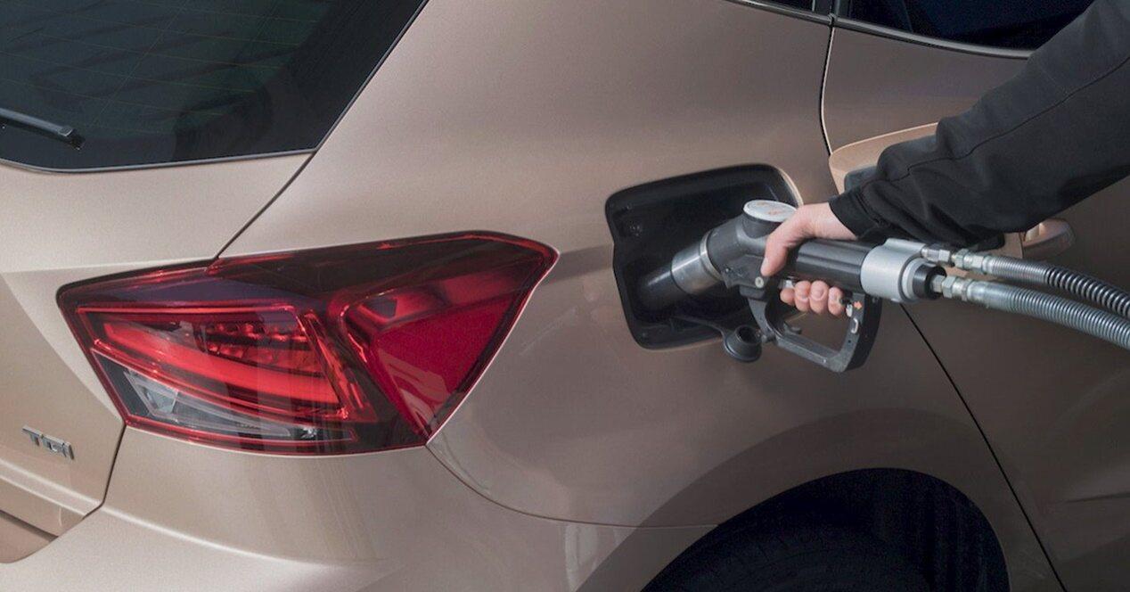 Cómo son coches híbridos gas