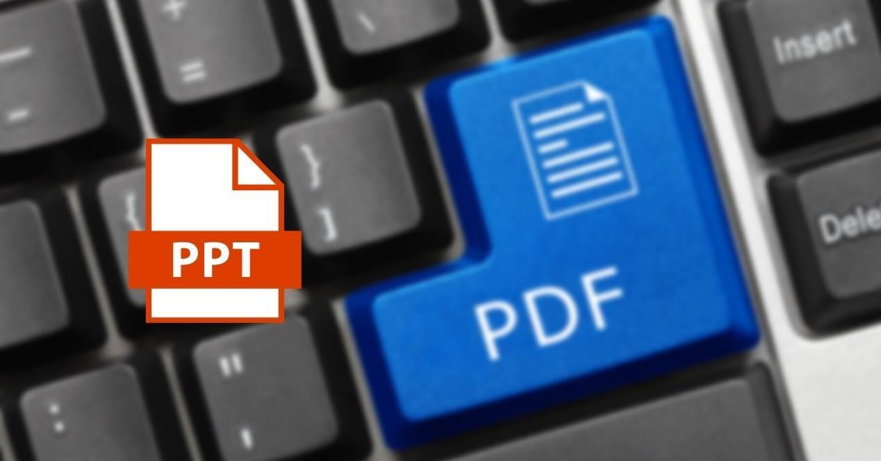 conversores de pdf a ppt