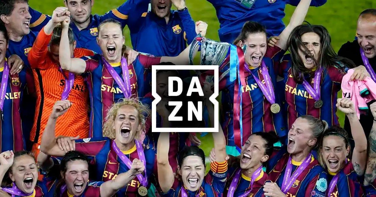 dazn champions