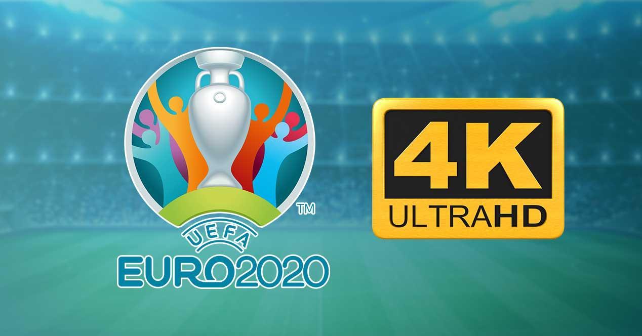 eurocopa euro 2020 4k satelite