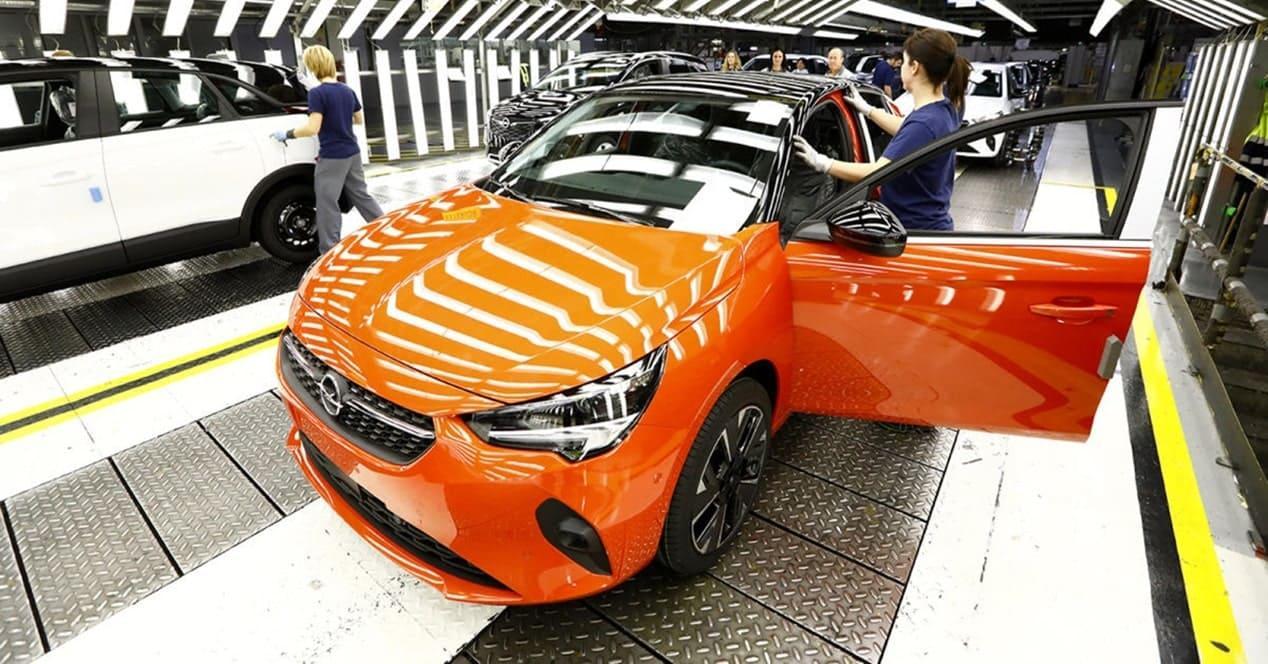 Fábricas coches eléctricos España