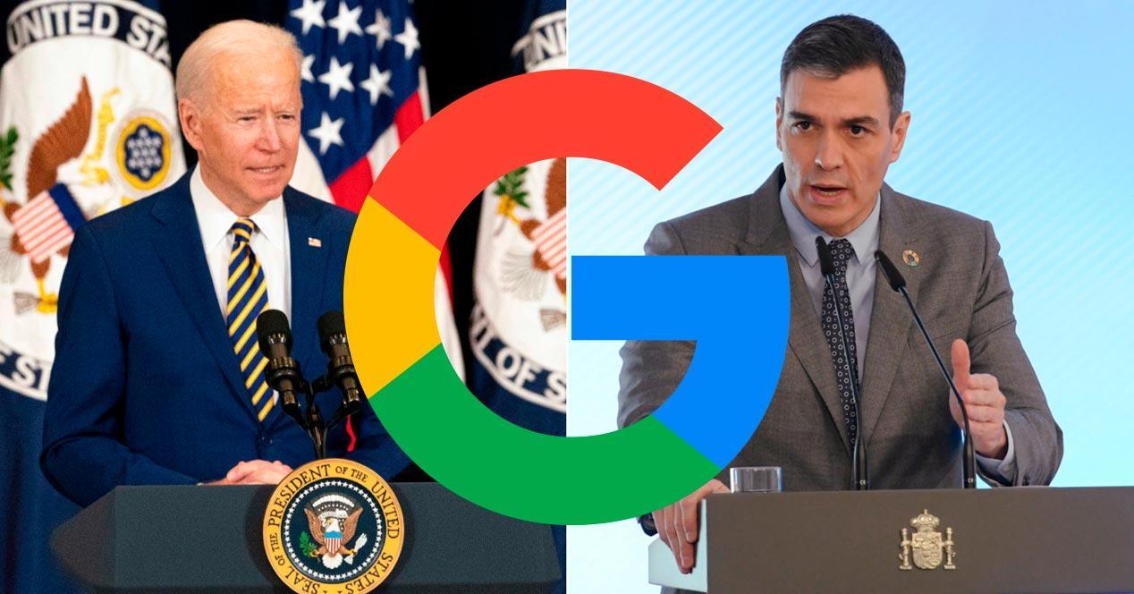 google tasa aranceles