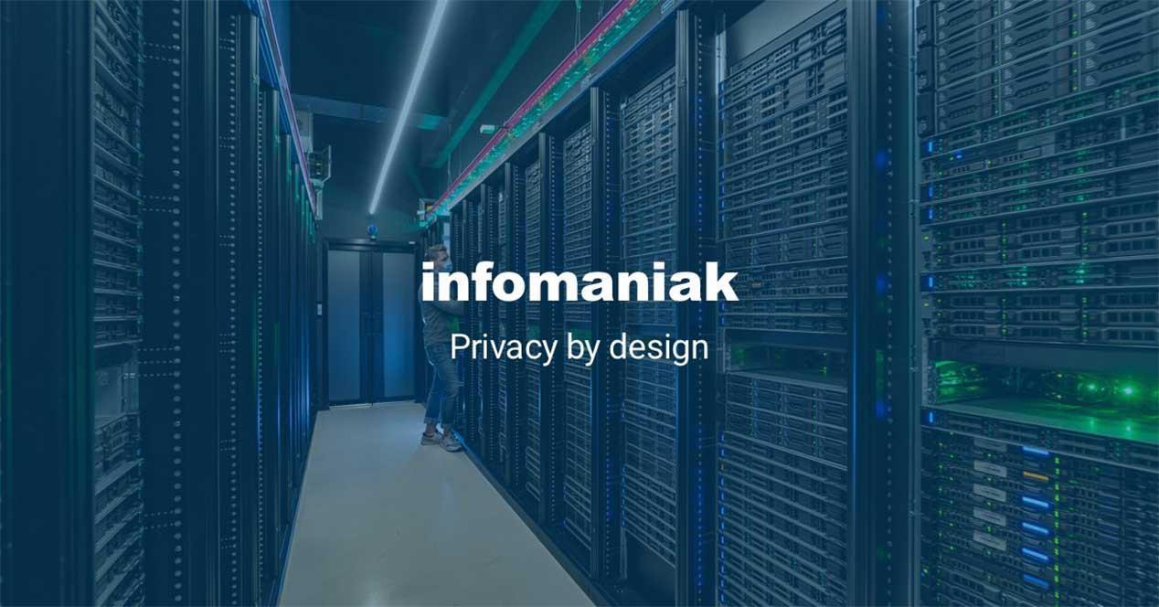 infomaniak privacidad
