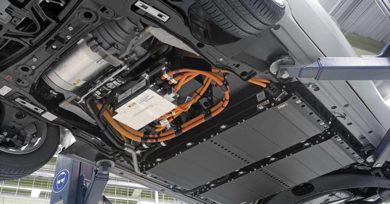 Materiales componentes baterías coches eléctricos