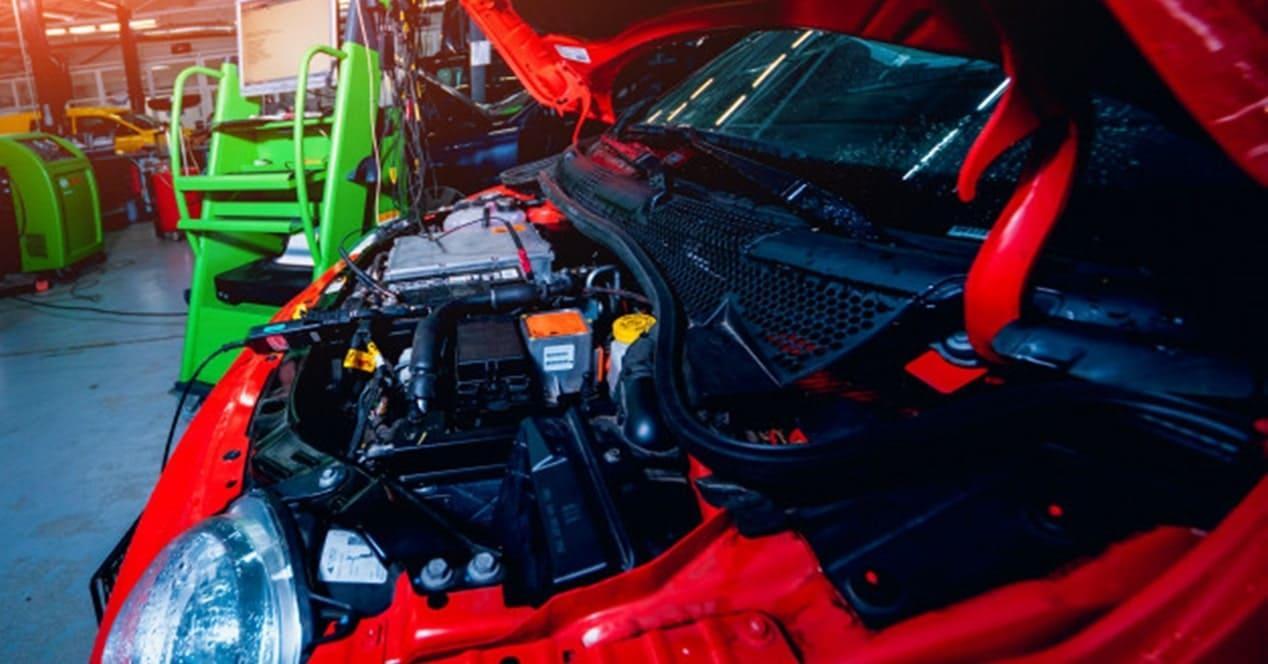 Motores eléctricos alto rendimiento bajo peso