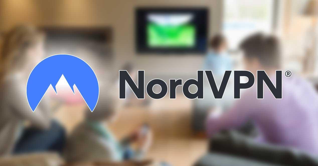 nordvpn tv