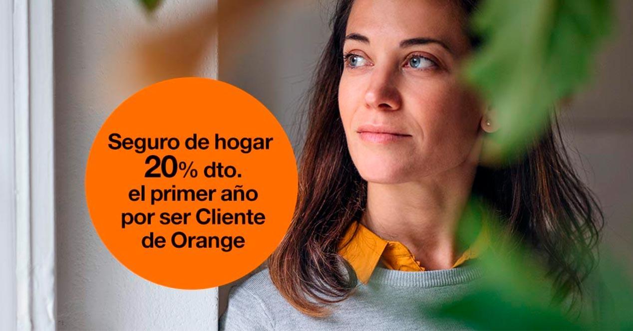 orange seguro hogar