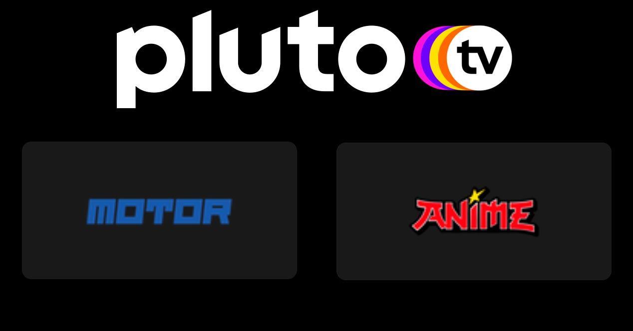pluto tv anime motor