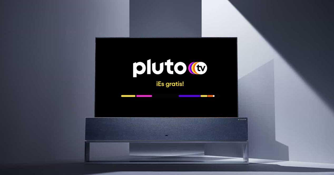 pluto tv lg