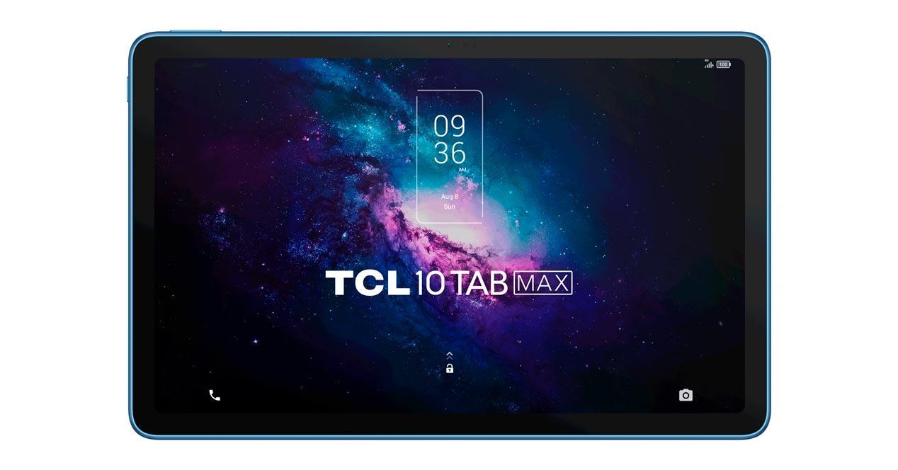 tcl 10 tab max