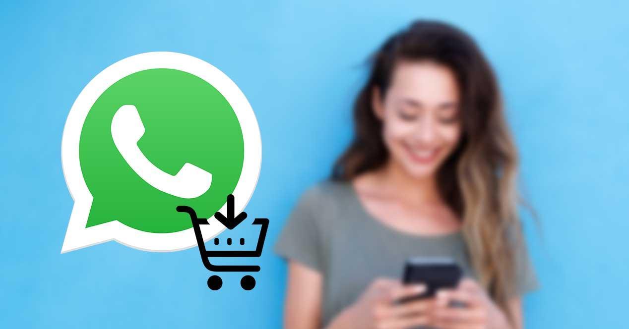 whatsapp shops comprar