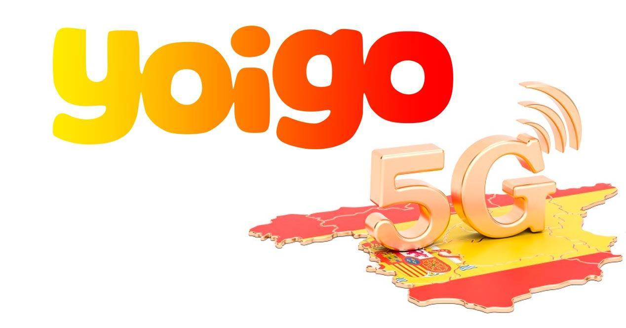 yoigo 5g
