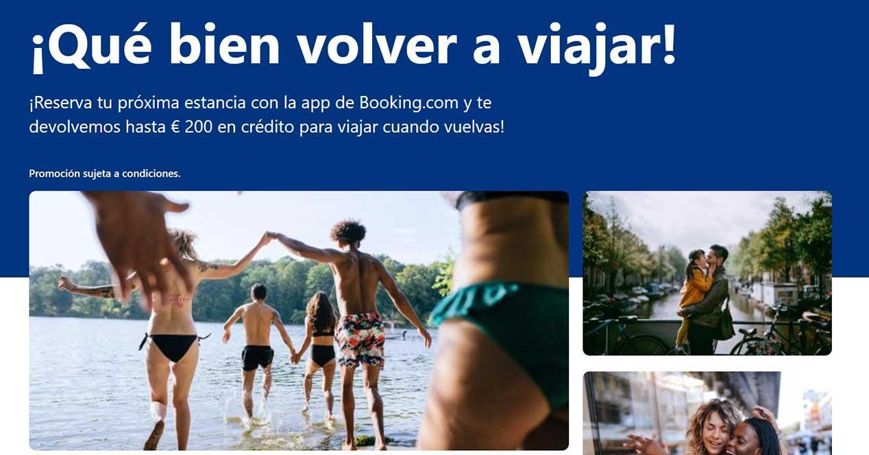 200 euros descuento booking