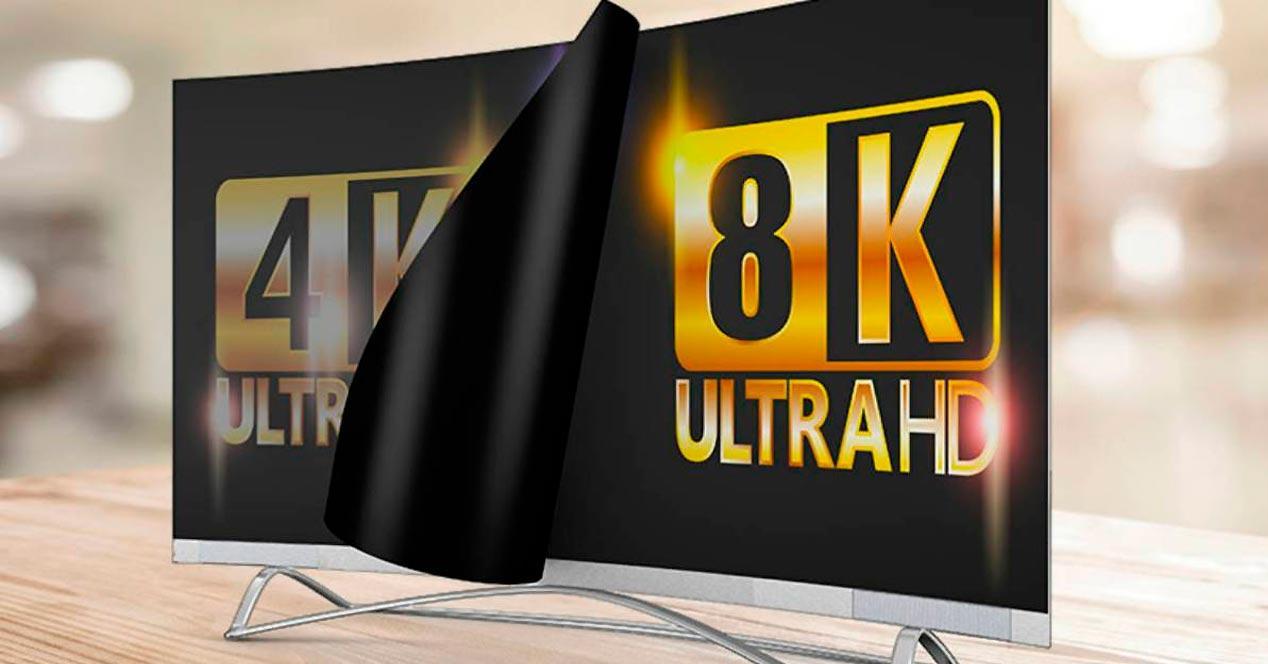 4k 8k tv