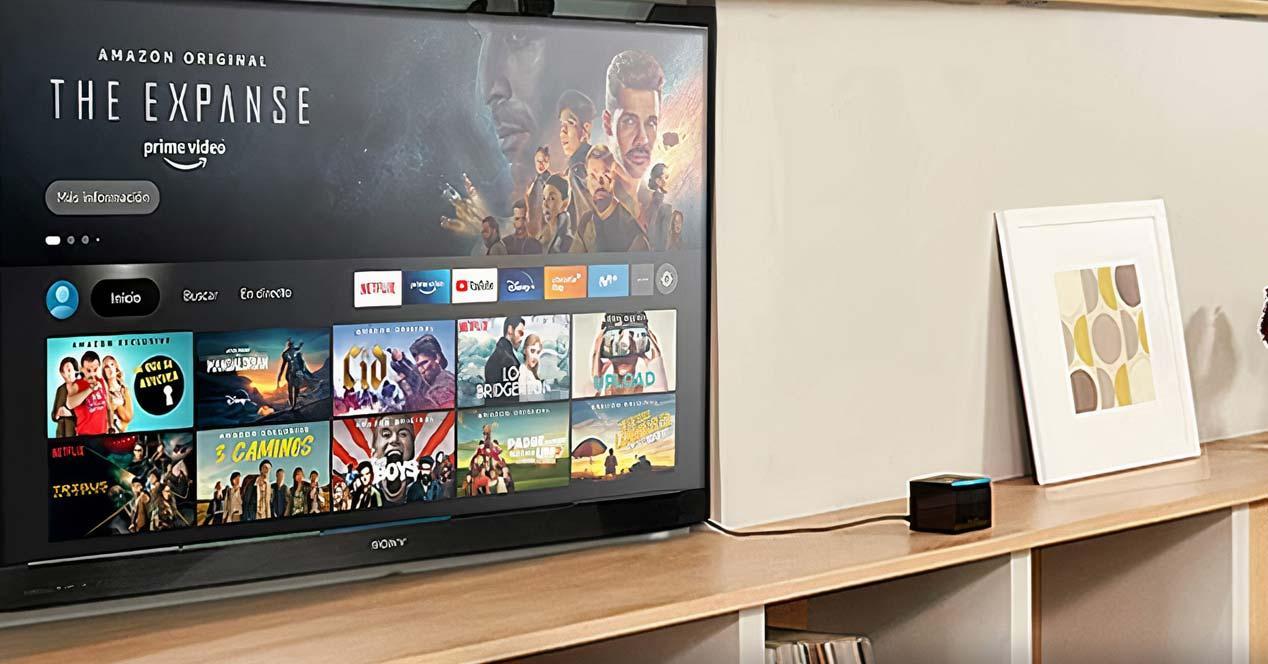 Uso de un TV Box Android en el salón
