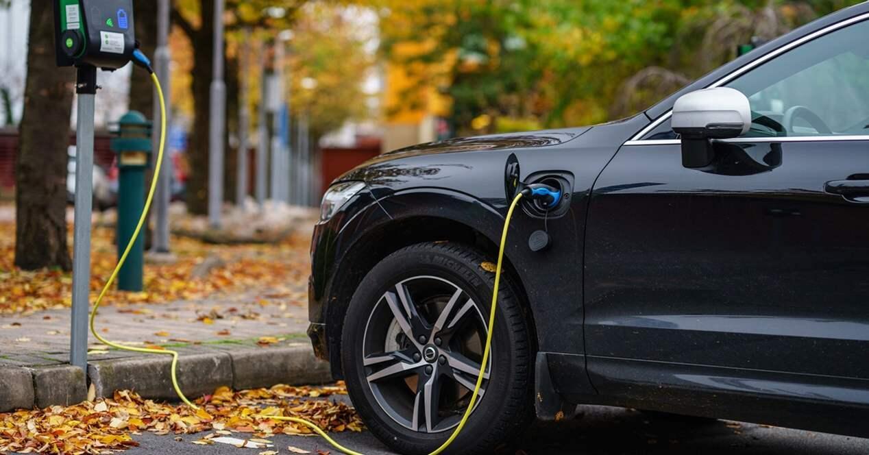 Mercado coche eléctrico diésel 2024
