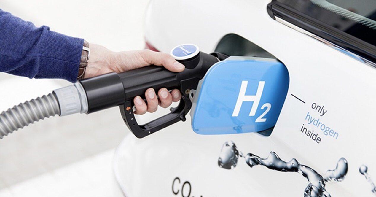 Coche hidrógeno historia evolución