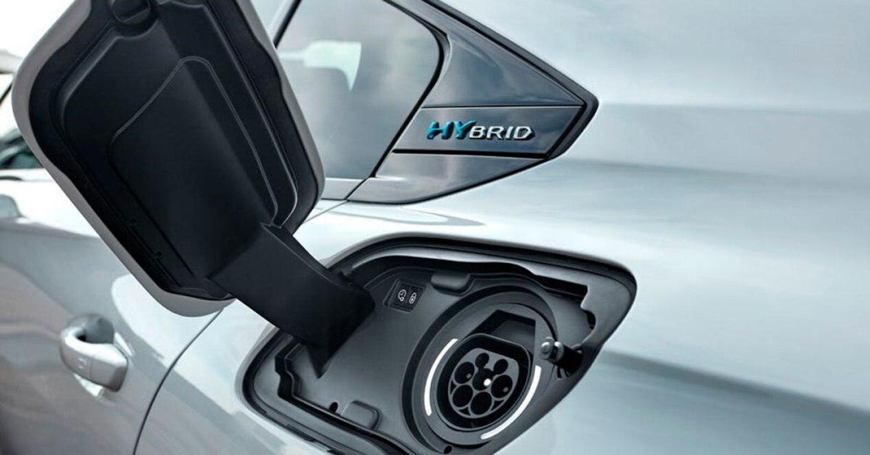 Tipos combustible coches híbridos