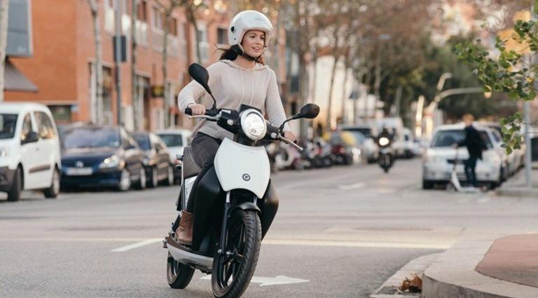 Comprar moto eléctrica usada