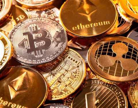 Batacazo en las criptomonedas: Bitcoin cae un 10% y el Ethereum un 14%