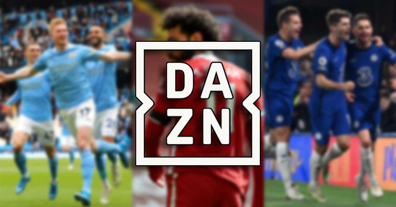 dazn premier league 2025