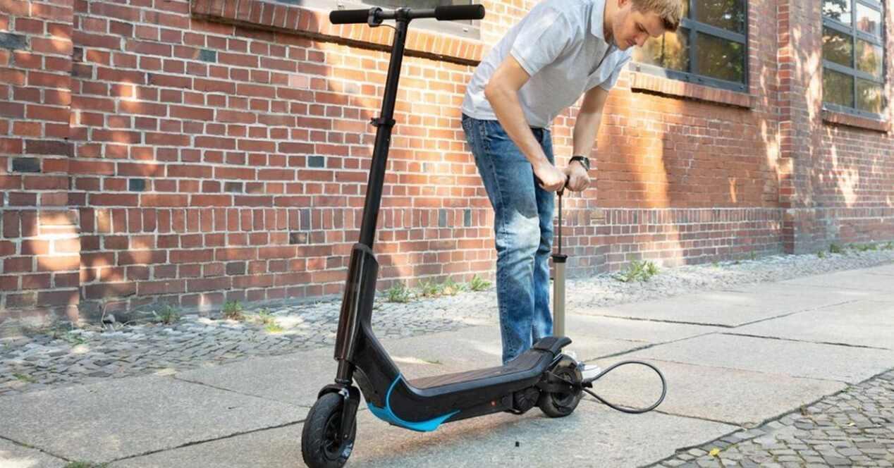 Diferencias baterías patinete eléctrico