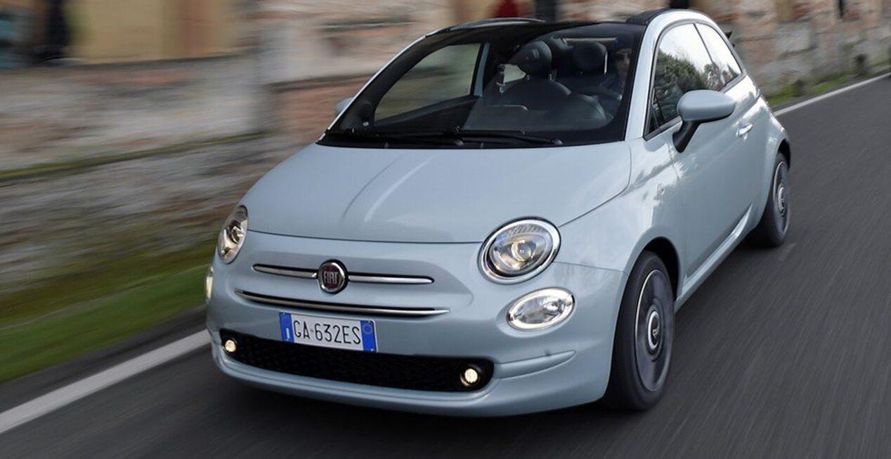 Fiat 500 Hybrid utilitario ECO