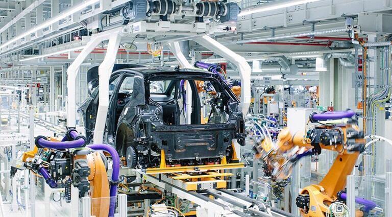 Huella carbono eléctricos fabricación