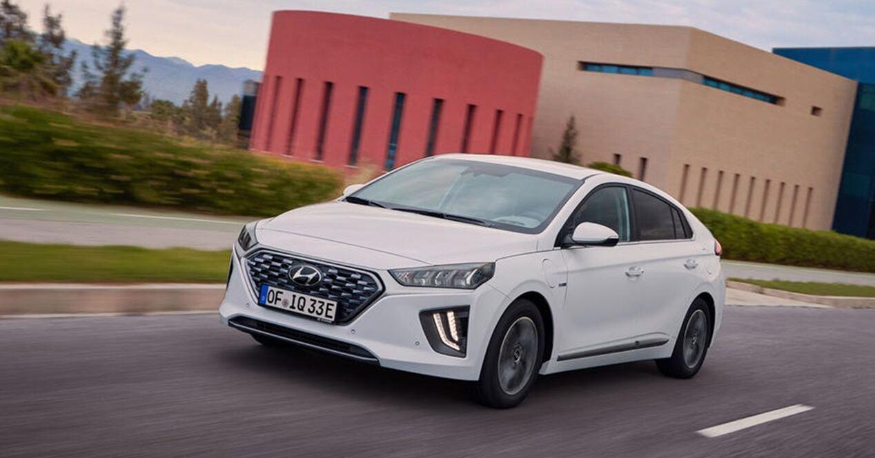 Hyundai Ioniq Plug-in híbrido enchufable 2019