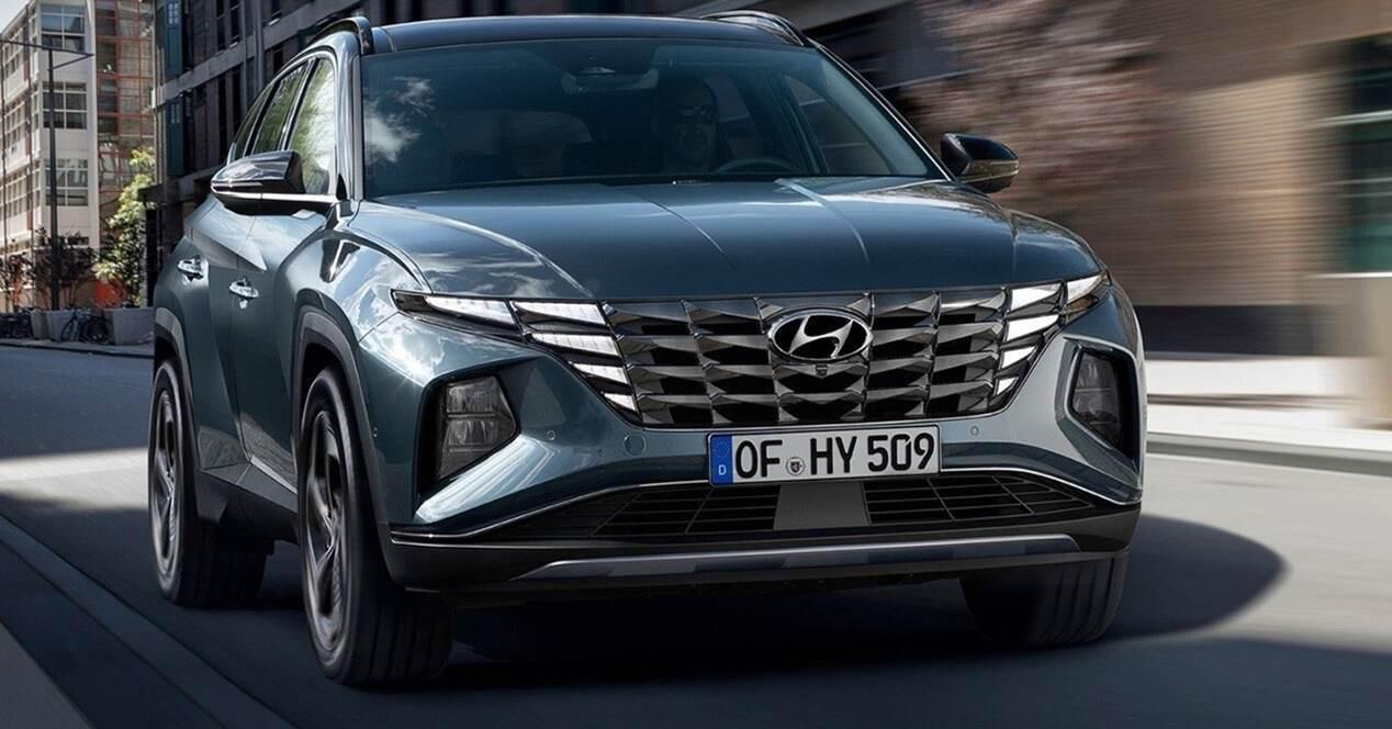 Hyundai Tucson 2020 ficha técnica